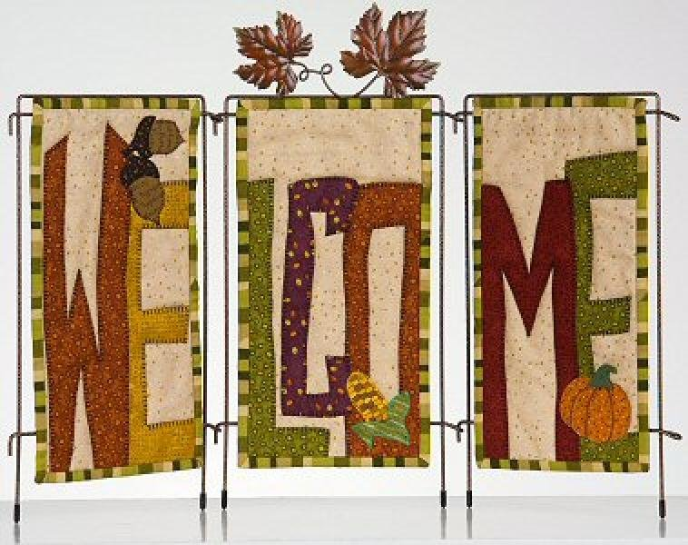Welcome Autumn Quilt Kit