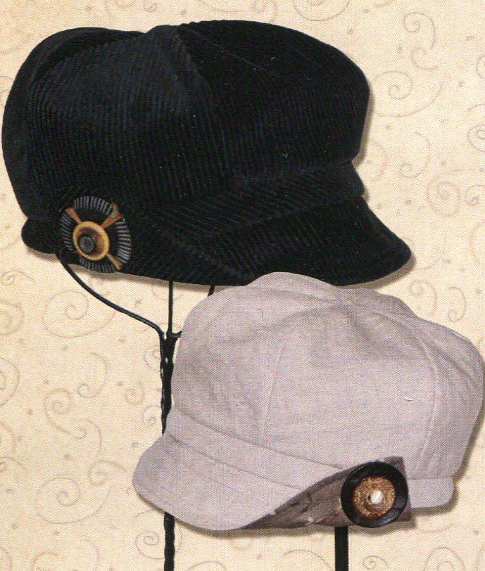 Chic Newsboy Cap