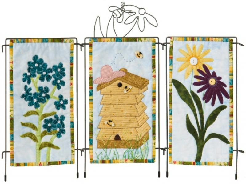 What the Buzz?! Quilt Kit