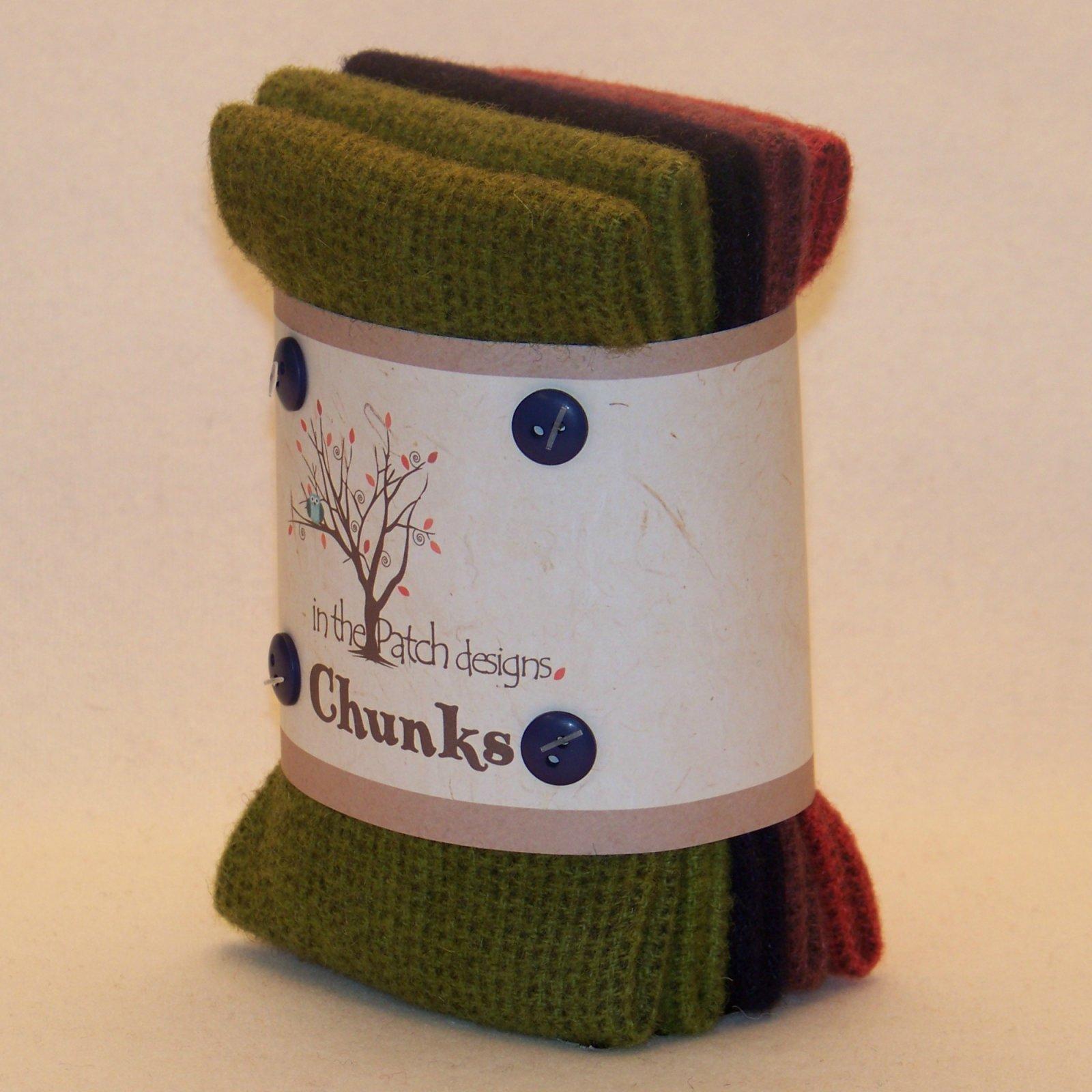 Chunks - Christmas - 9 x 10 5 pcs