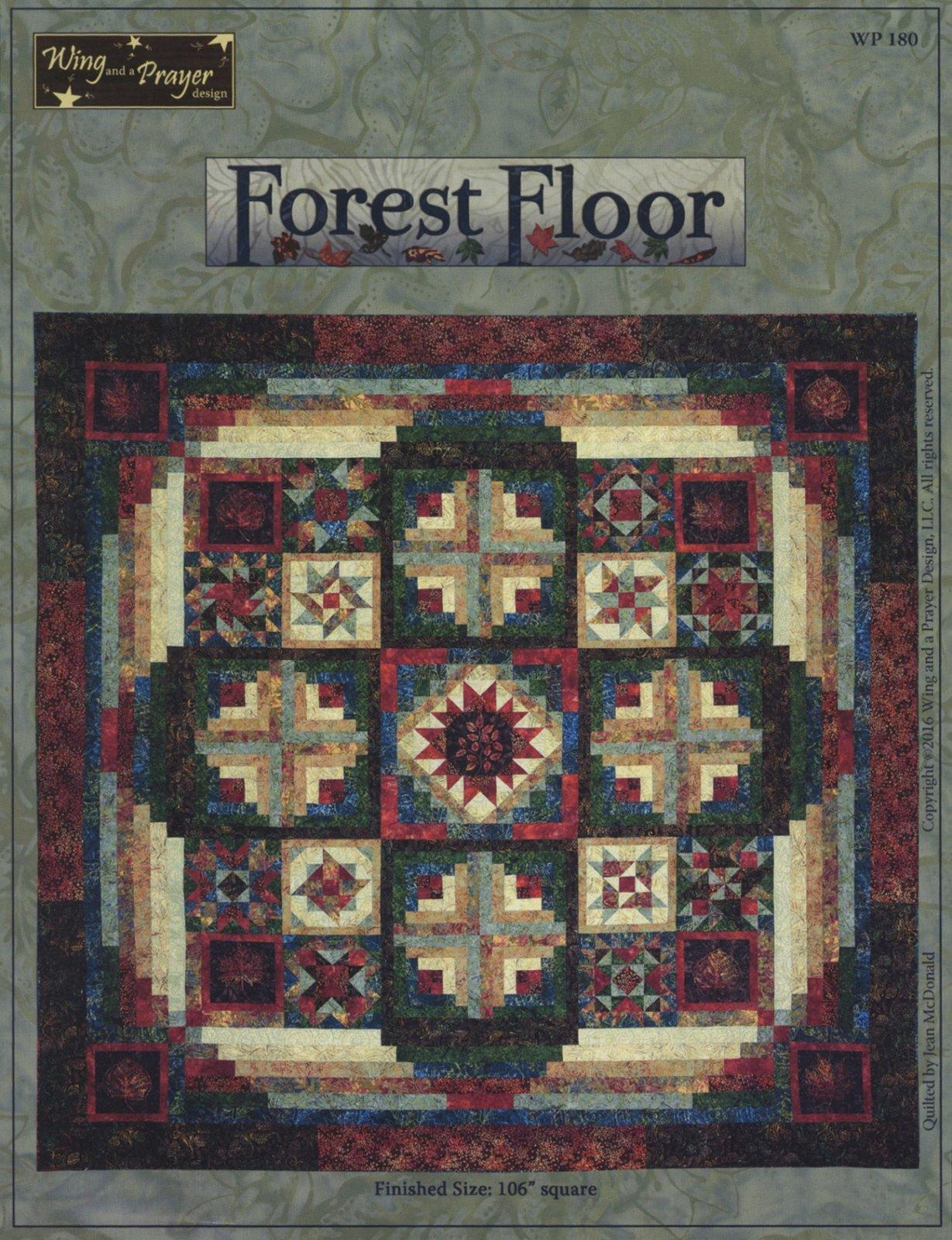 Forest Floor Pattern
