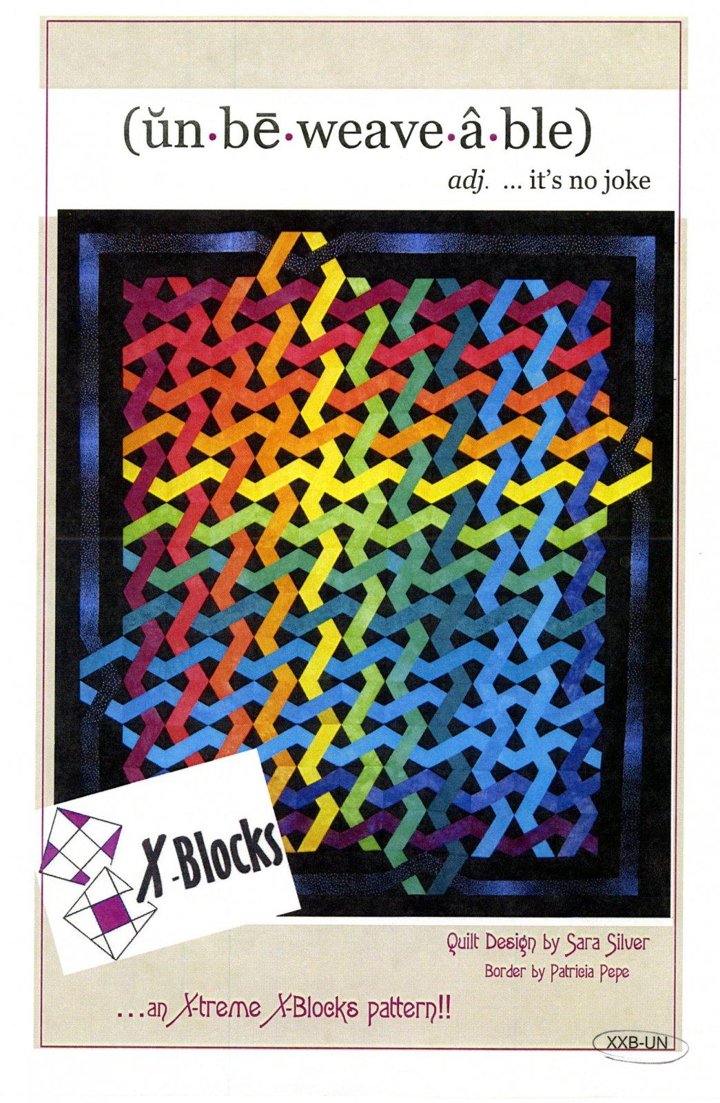 X-Blocks Unbeweavable