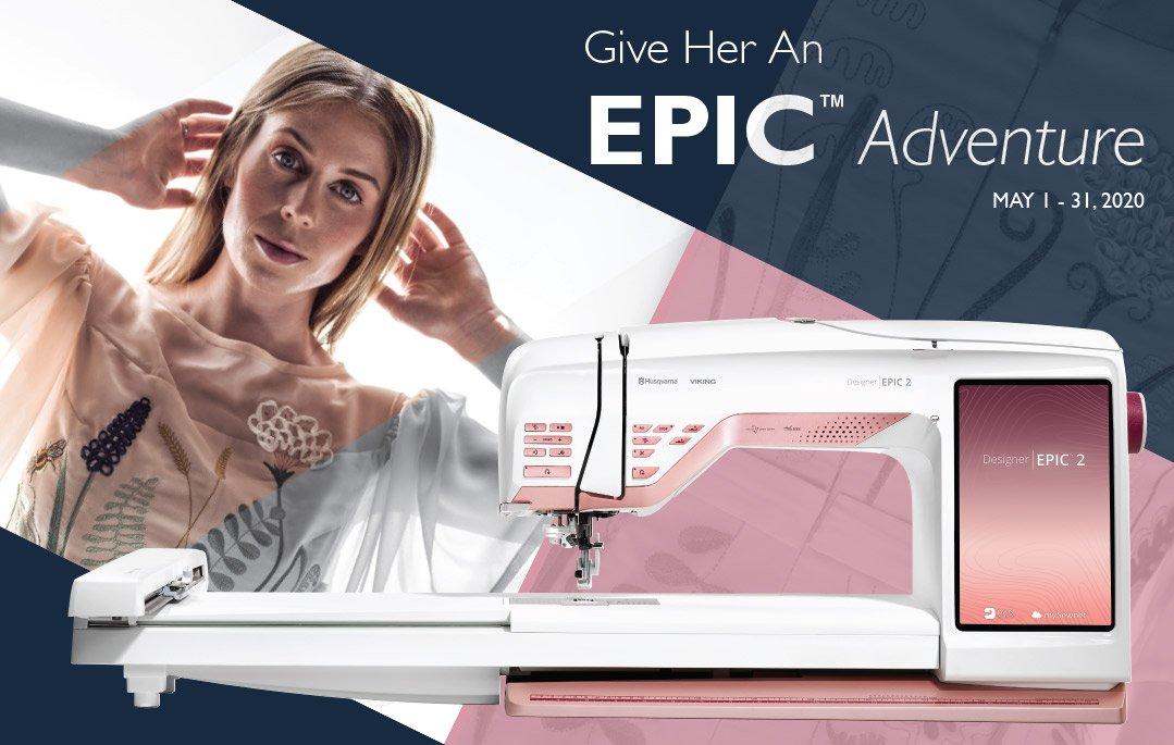 HV Designer Epic 2 w/Embr Unit