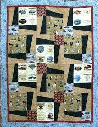 Old Guys Rule Quilt Pattern