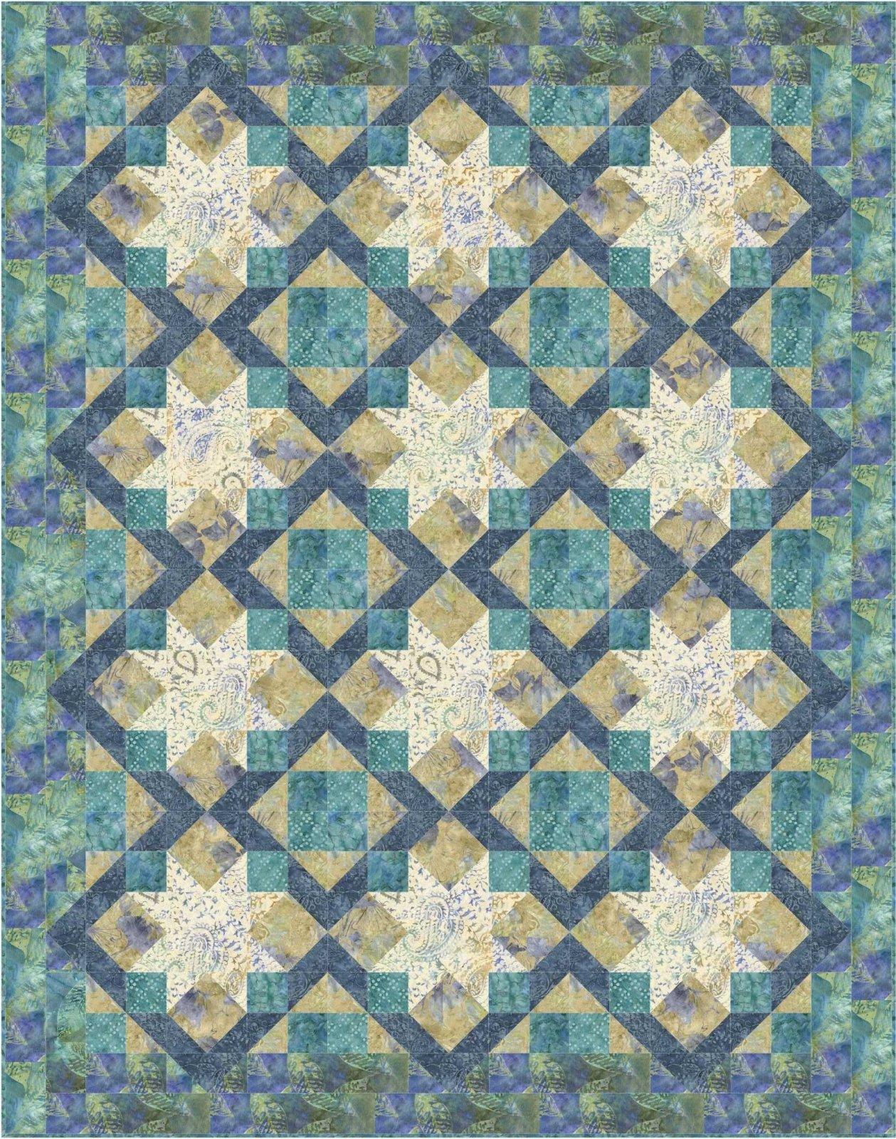 Starshine pattern