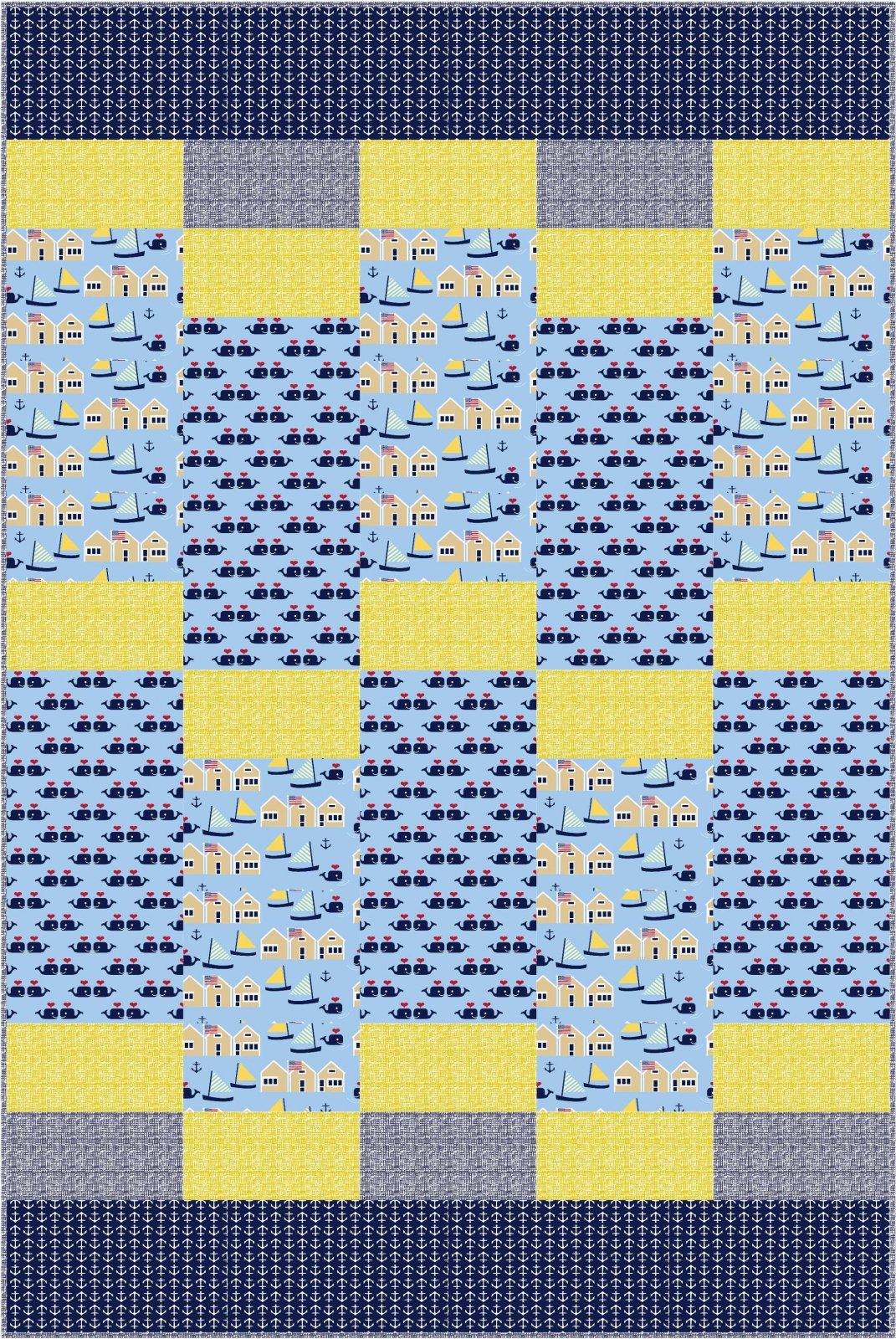 Gypsy pattern
