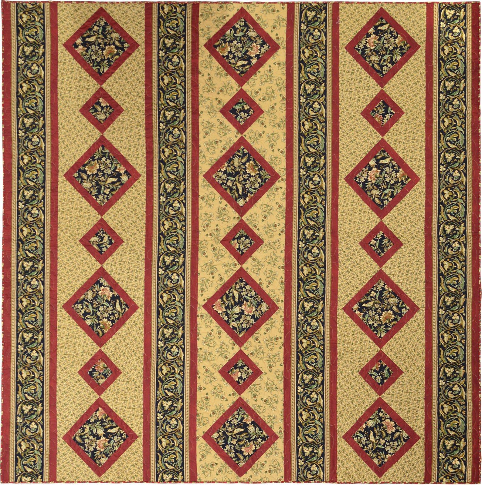 Victoria pattern