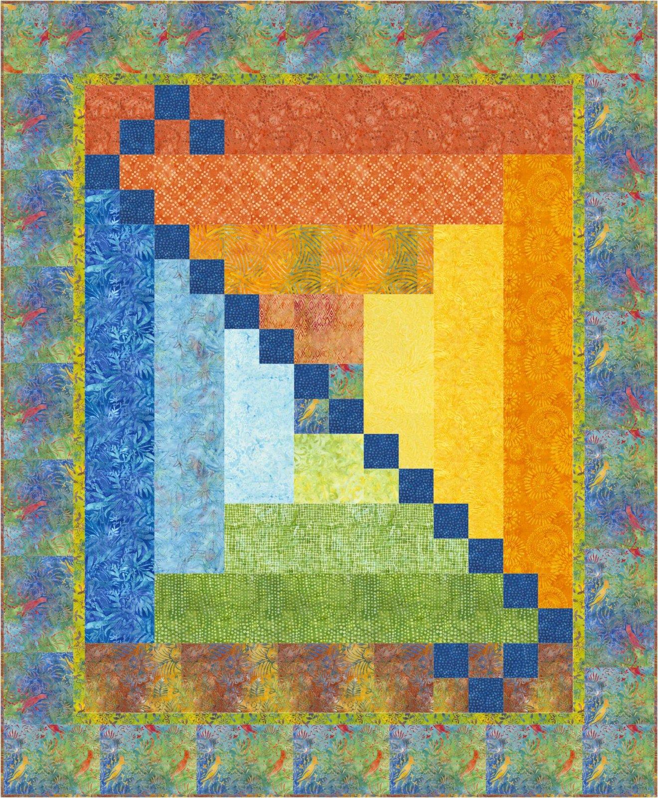 Odyssey  pattern