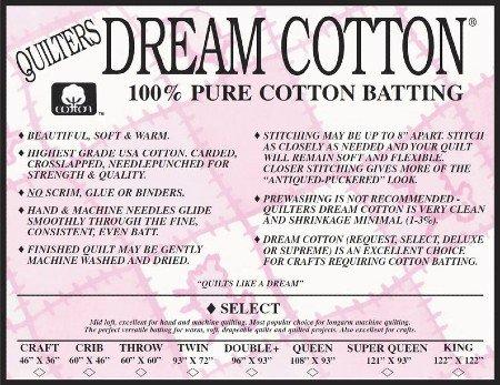 Natural Cotton Select Throw