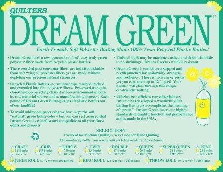 Dream Green Select 60 Bolt