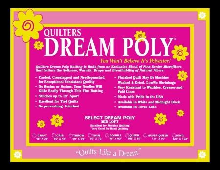 Black Dream Poly Select Craft