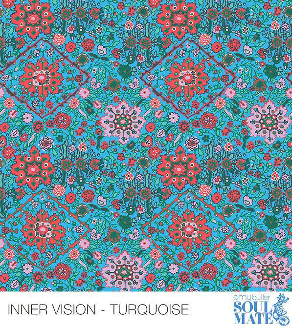 Soul Mate - Inner Vision Turquoise