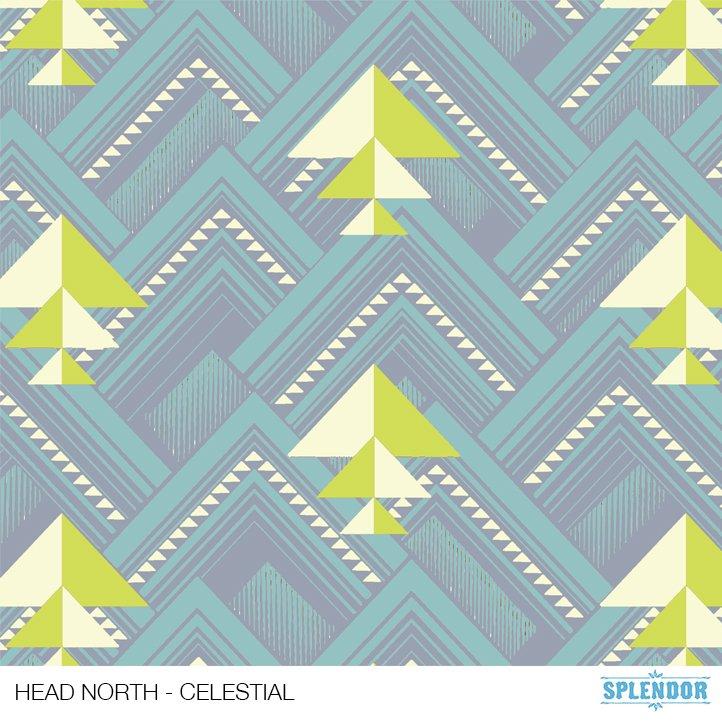 Splendor Head North - Celestial