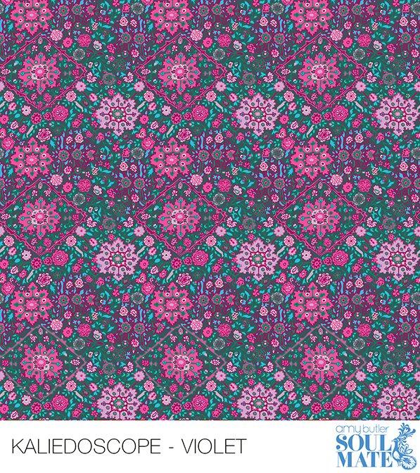 Soul Mate - Kaleidoscope Violet
