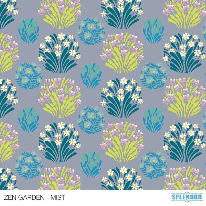 Splendor Zen Garden - Mist