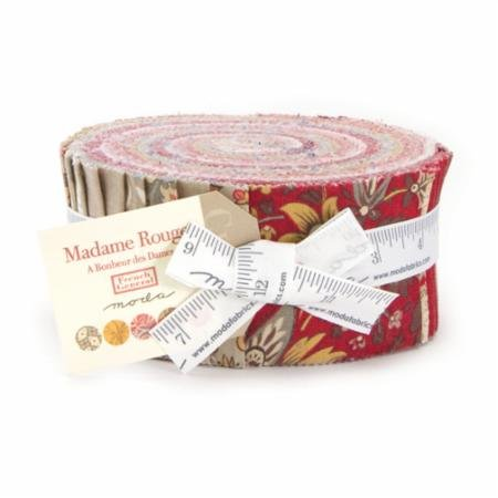 French General Madame Rouge Jelly Roll