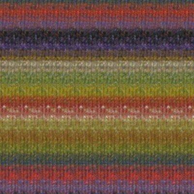 Noro Silk Garden Yarn col 424