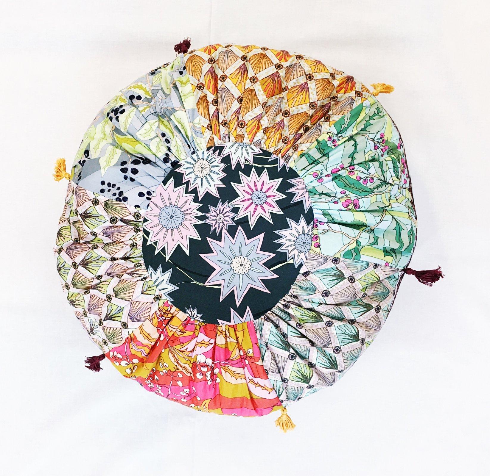Boho Circle Pillow Kit