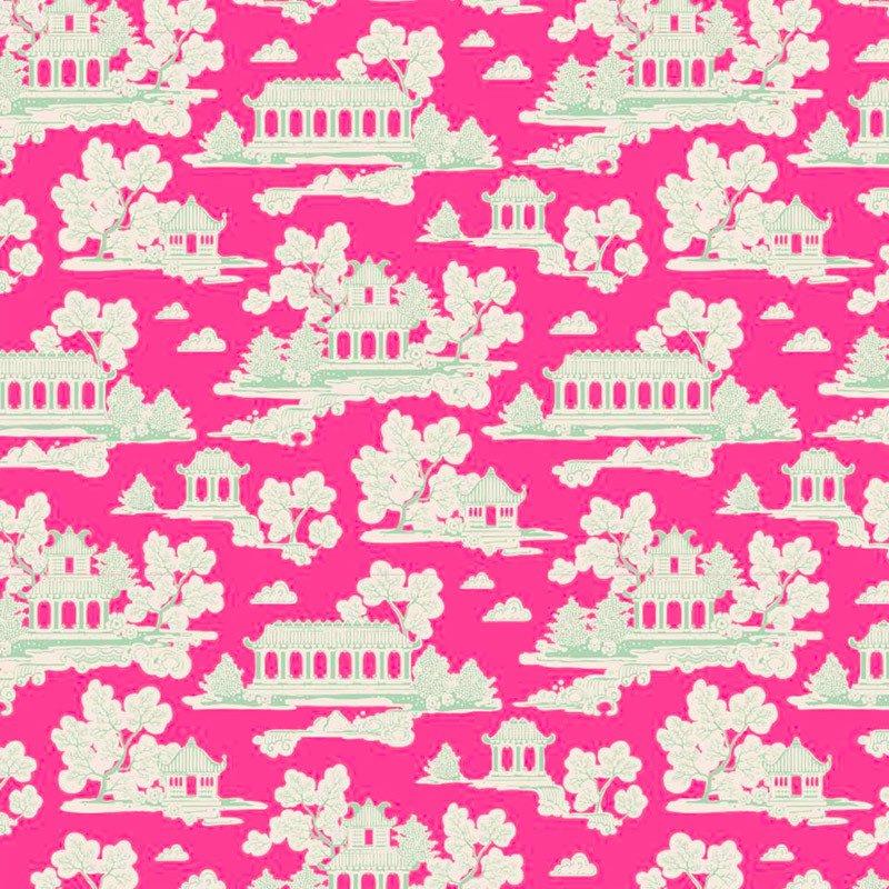 Tilda Bumblebee Sunny Park Pink