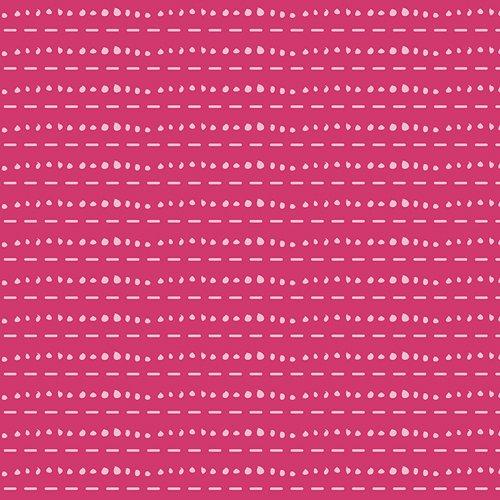 Cherie Les Points Rose Knit