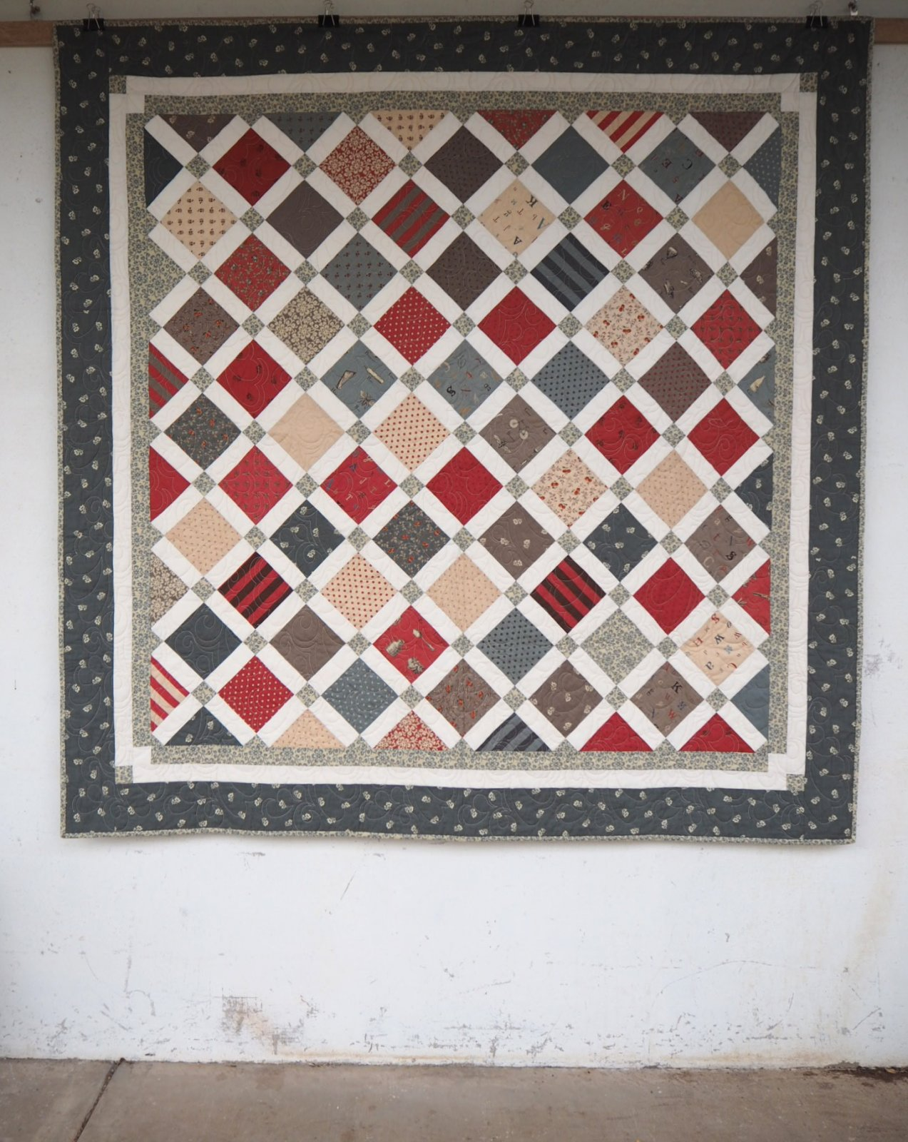 Classic Charm Quilt Pattern