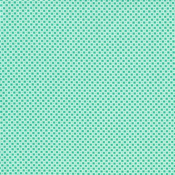 Cotton + Steel Mesa Diningcar Turquoise