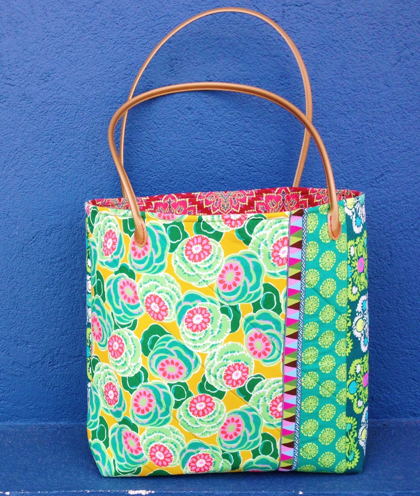 Dream Weaver Tote Pattern
