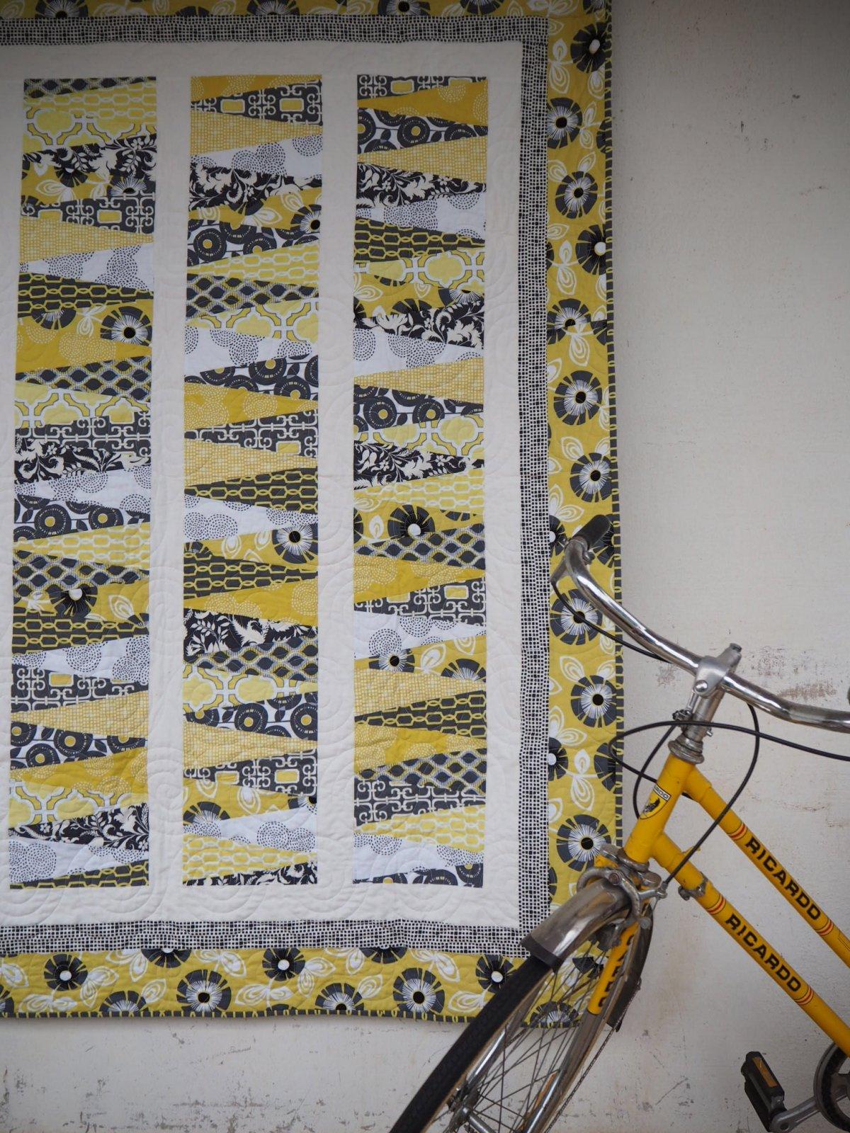 Dresden Stack Quilt Pattern