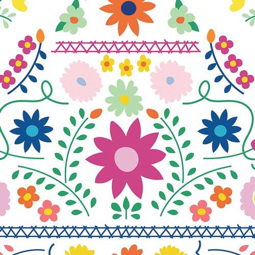 Fiesta Fun Mexican Dress Morning