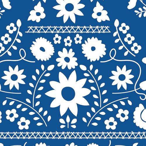 Fiesta Fun Mexican Dress Midnight