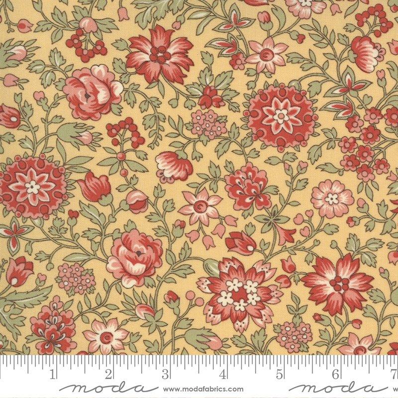 Jardin De Fleurs Saffron Giverynv
