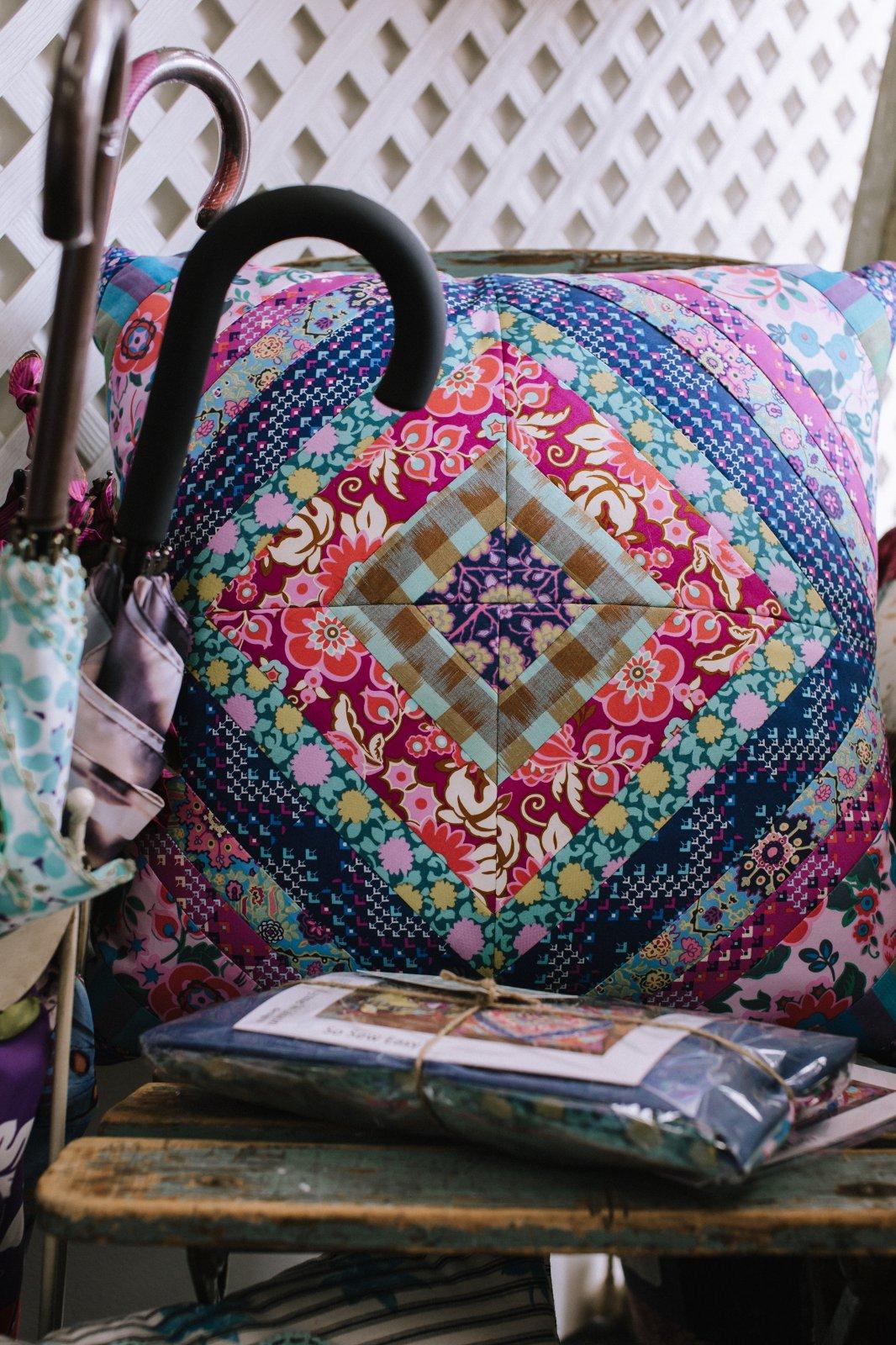 Gypsy Love Cushion Kit
