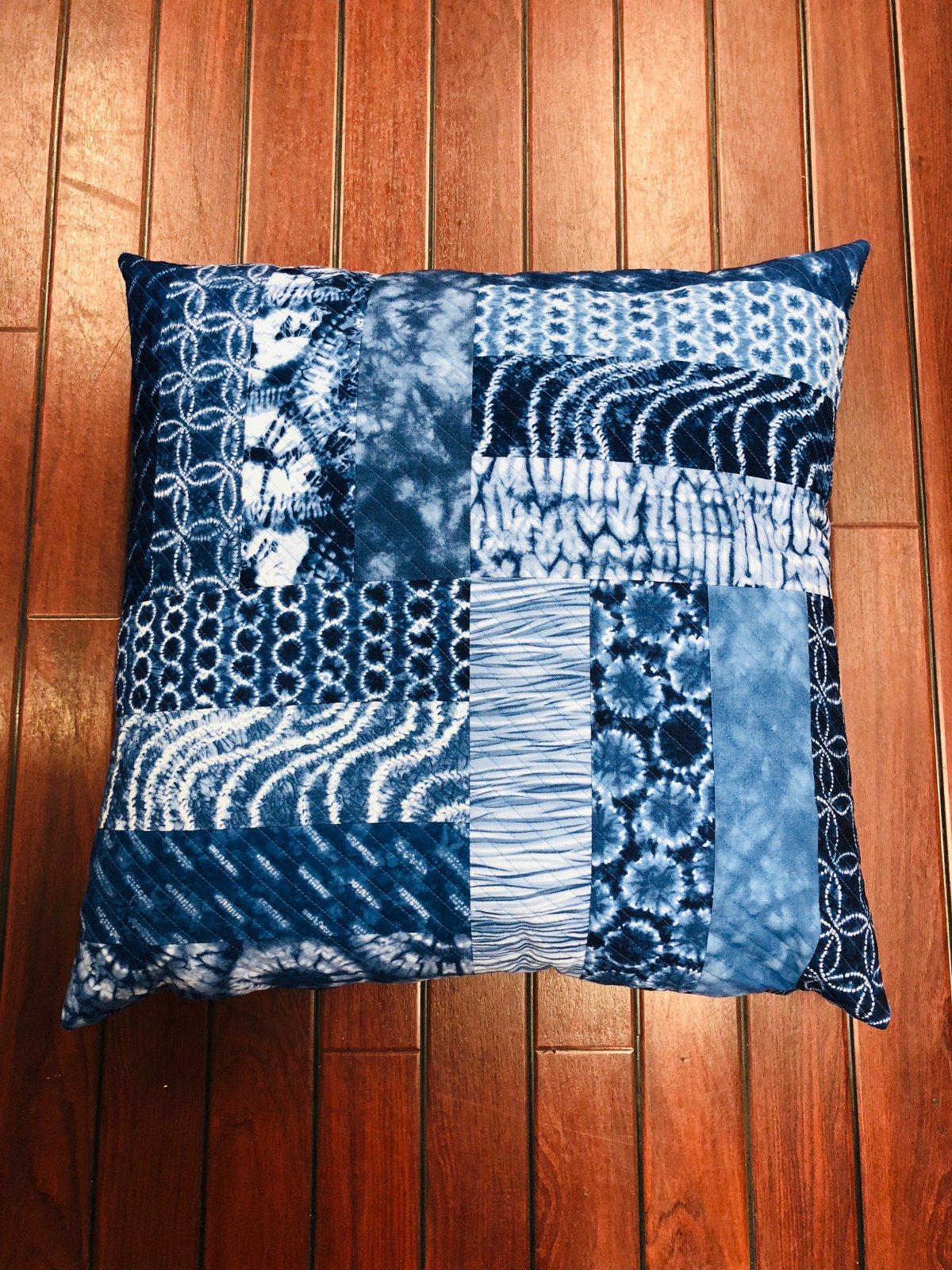 Rail House Blues Cushion Kit
