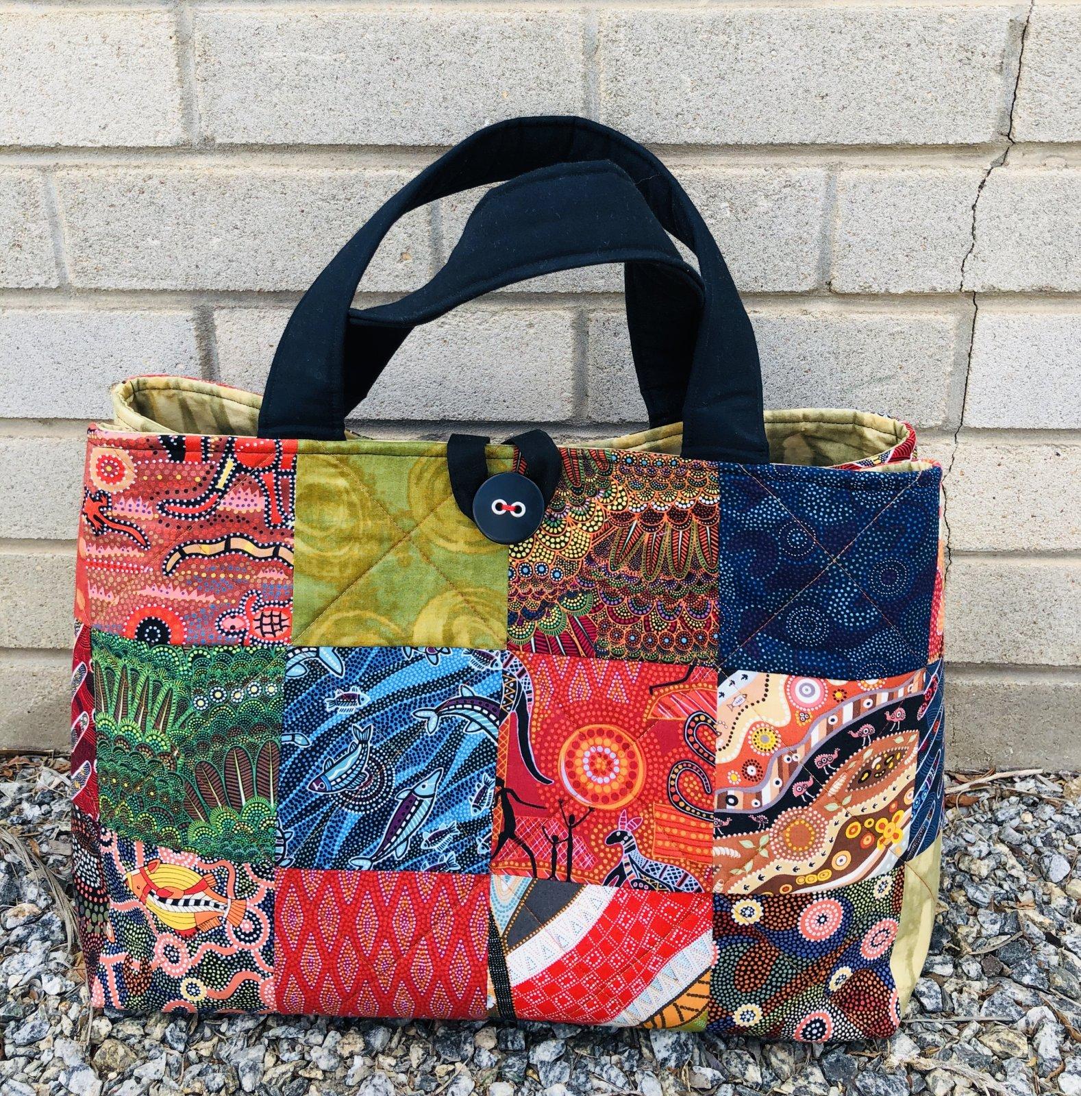 The Weekender Bag Pattern