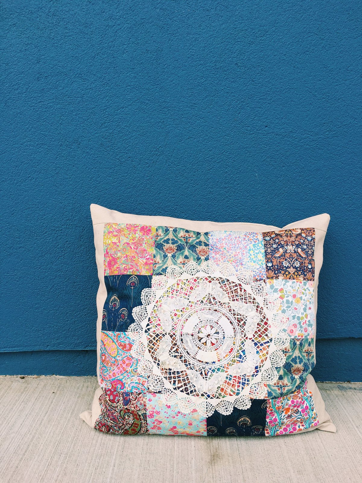 Liberty Cushion Kit Linen