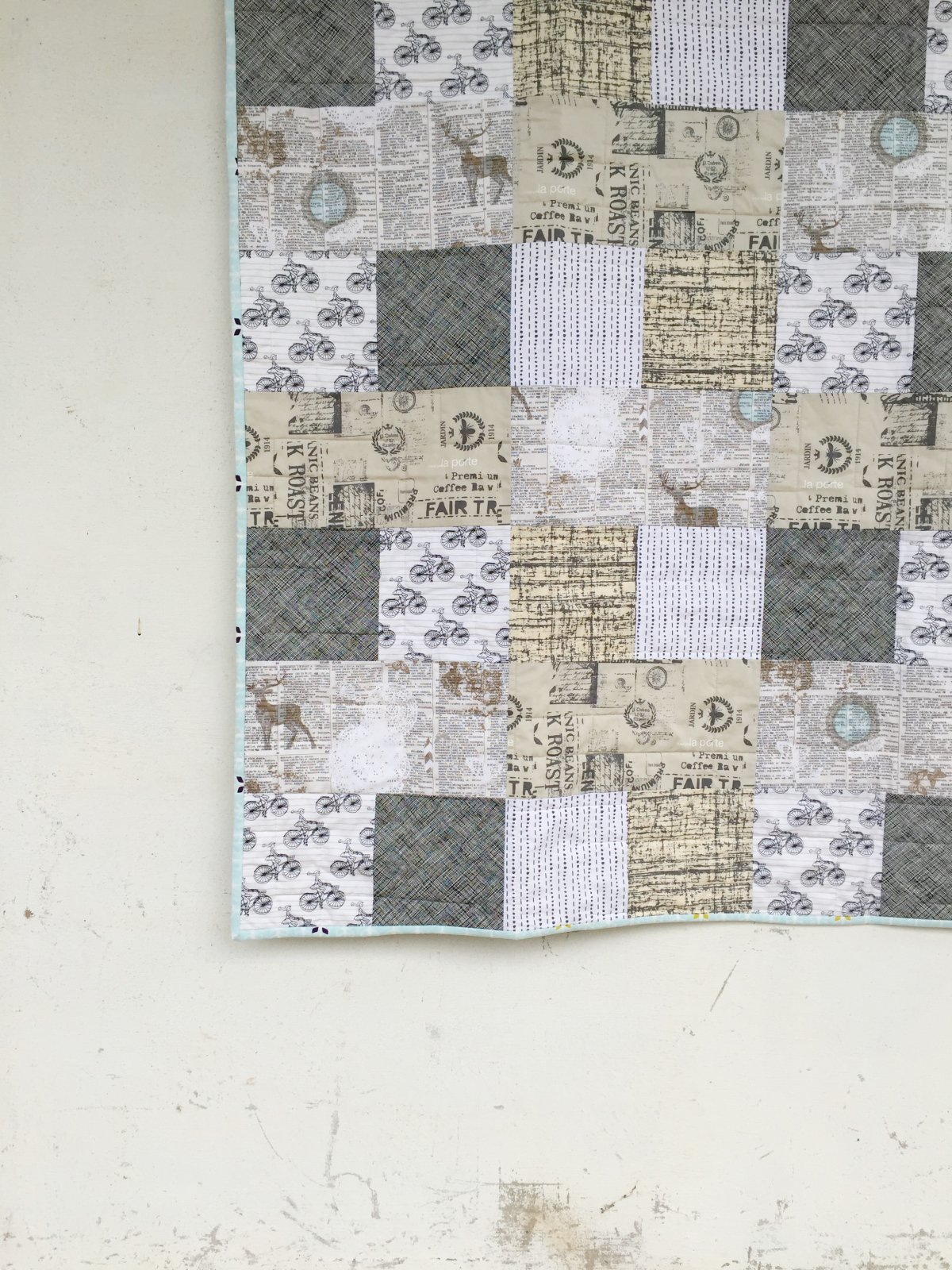 Ma Cherie Quilt Pattern