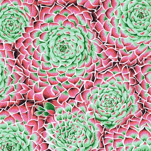 Kaffe Collective Spring 2018 Succulent Pink