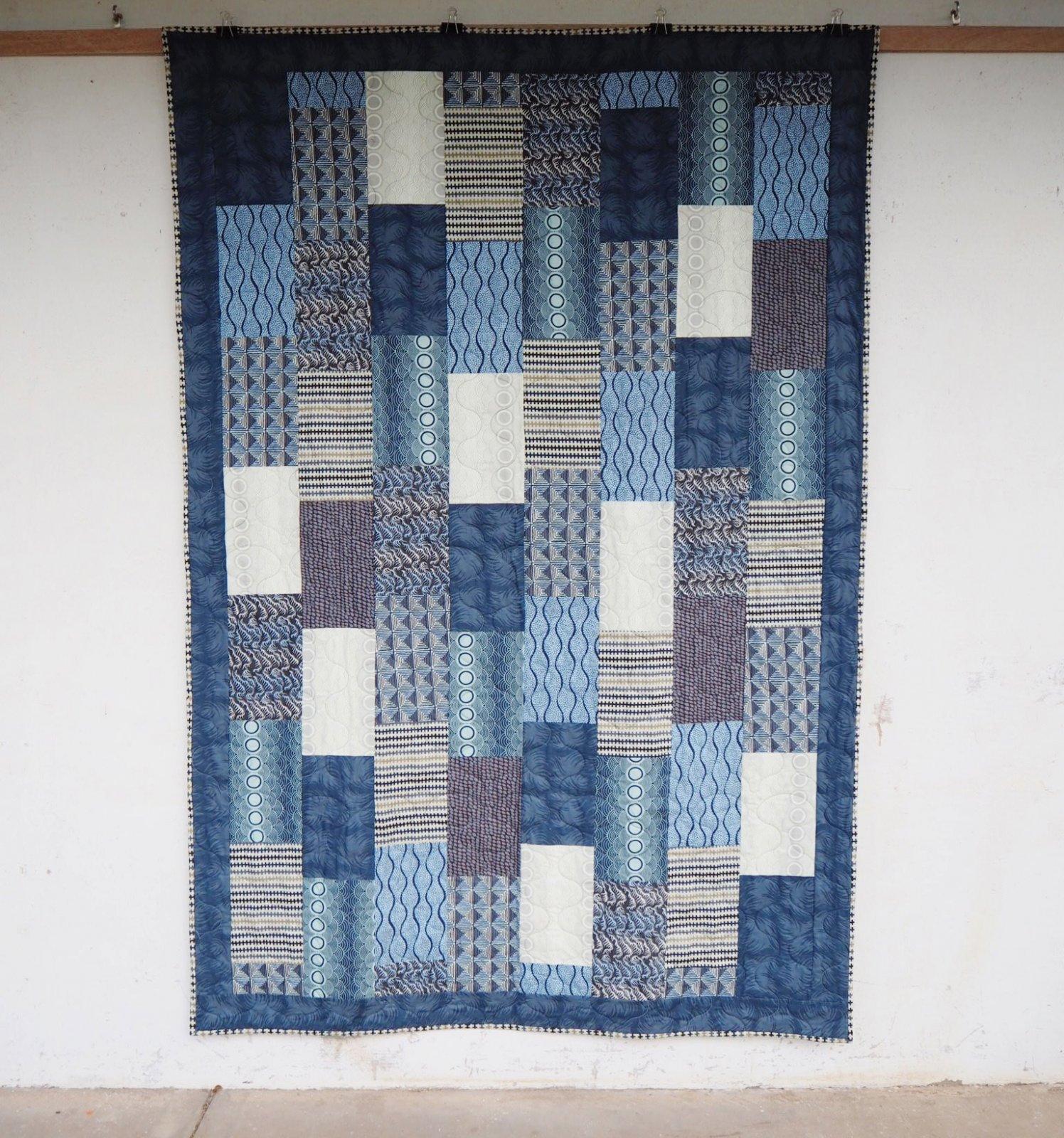 Seven Wonders Quilt Pattern