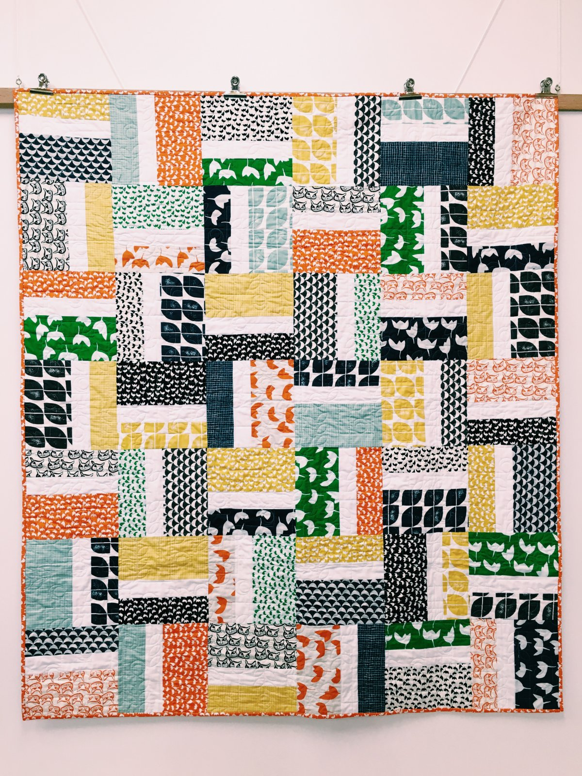 Summer in the Park 2 Quilt Kit