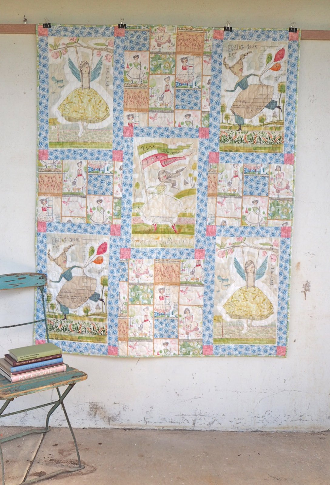 The Sweet Life Quilt Kit