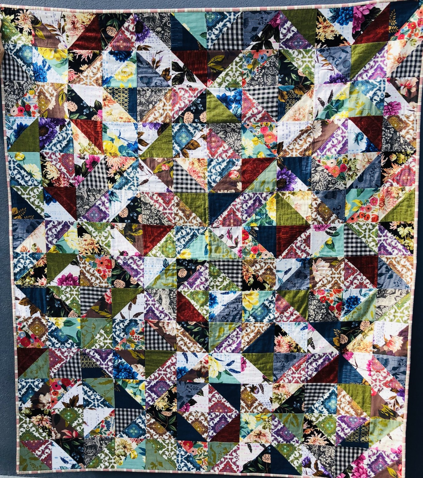 The Florence Quilt Pattern