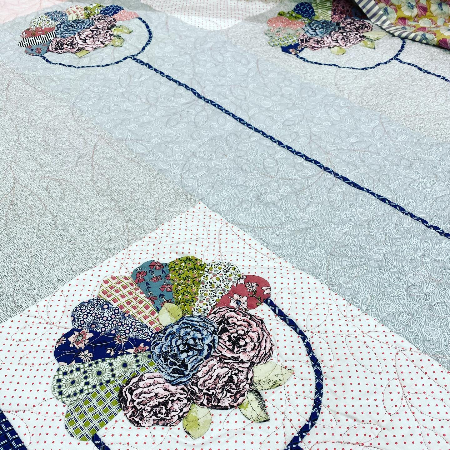 Sue Daley Torbay Quilt Kit
