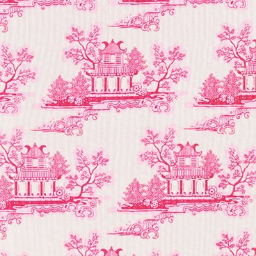 Tilda Country Escape China Pink