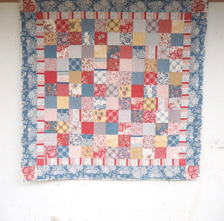 Triple Charm Quilt Pattern