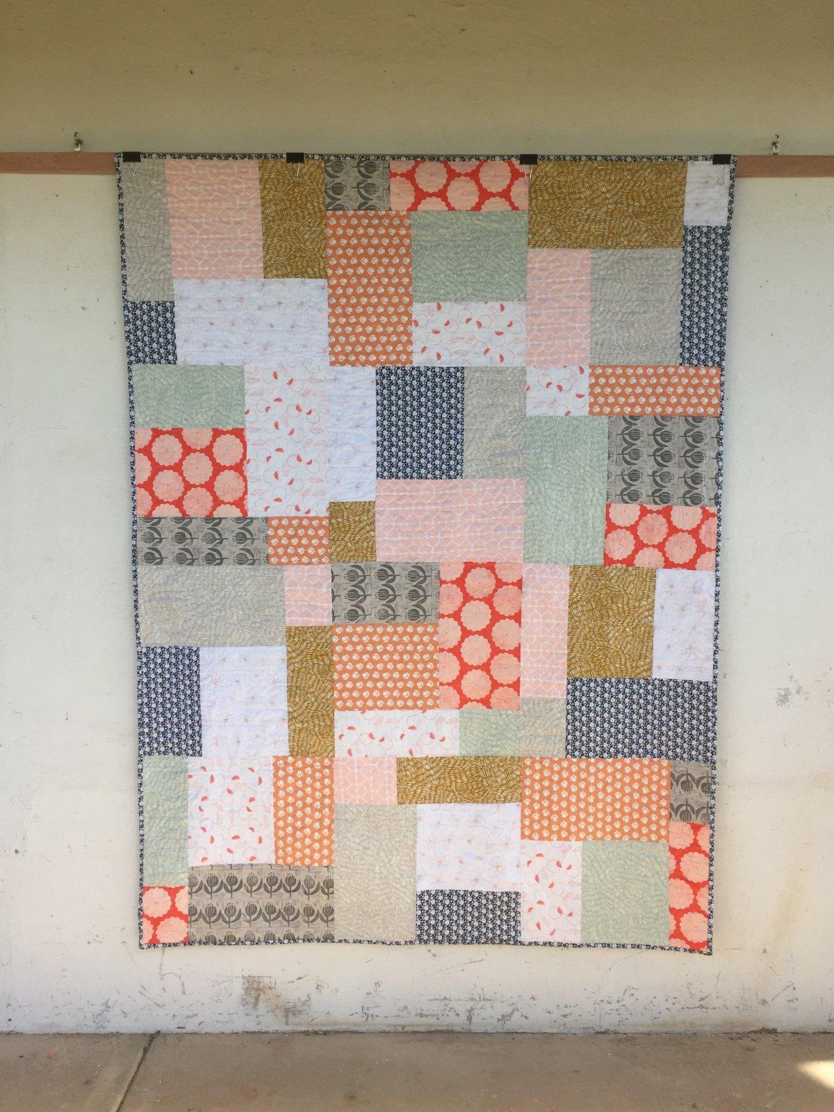 Umbrella Quilt Kit
