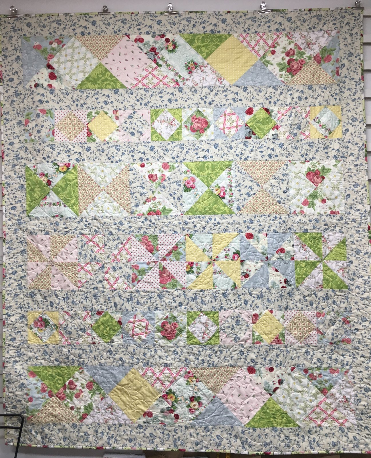 Vintage Comfort Quilt Pattern