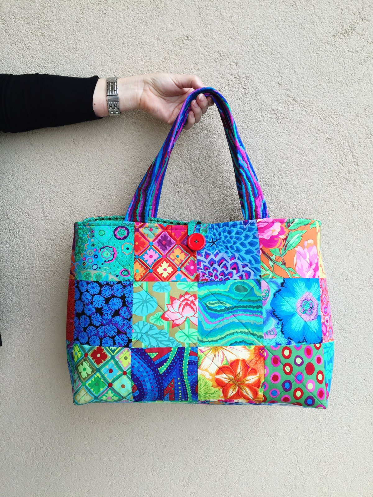 The Weekender Bag Pattern
