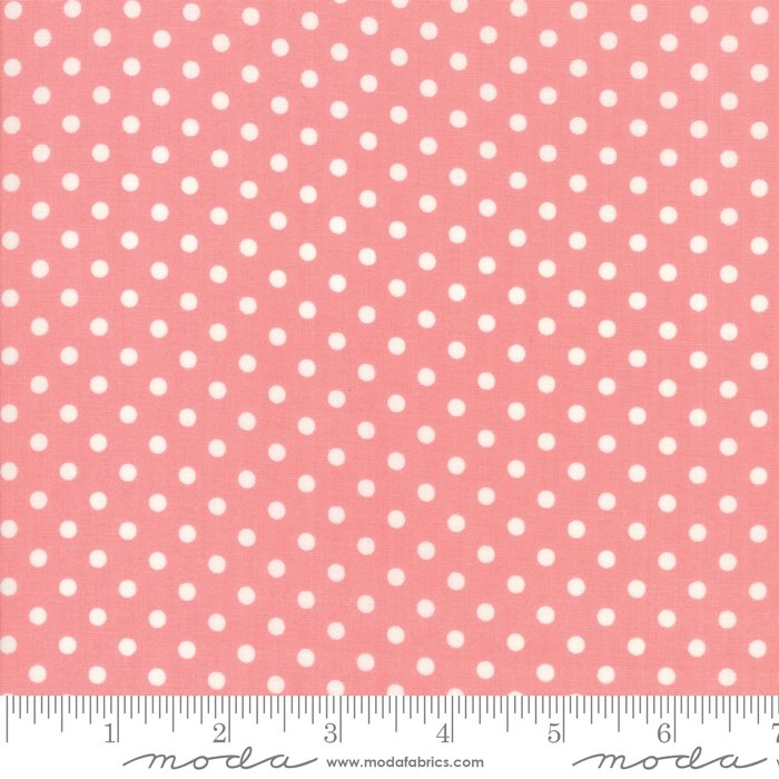 Bonnie & Camille - Little Snippets - Floral Dot Pink