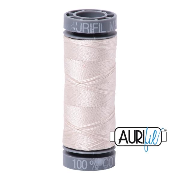 Aurifil Cotton Thread 28wt 109 Yards – 100m