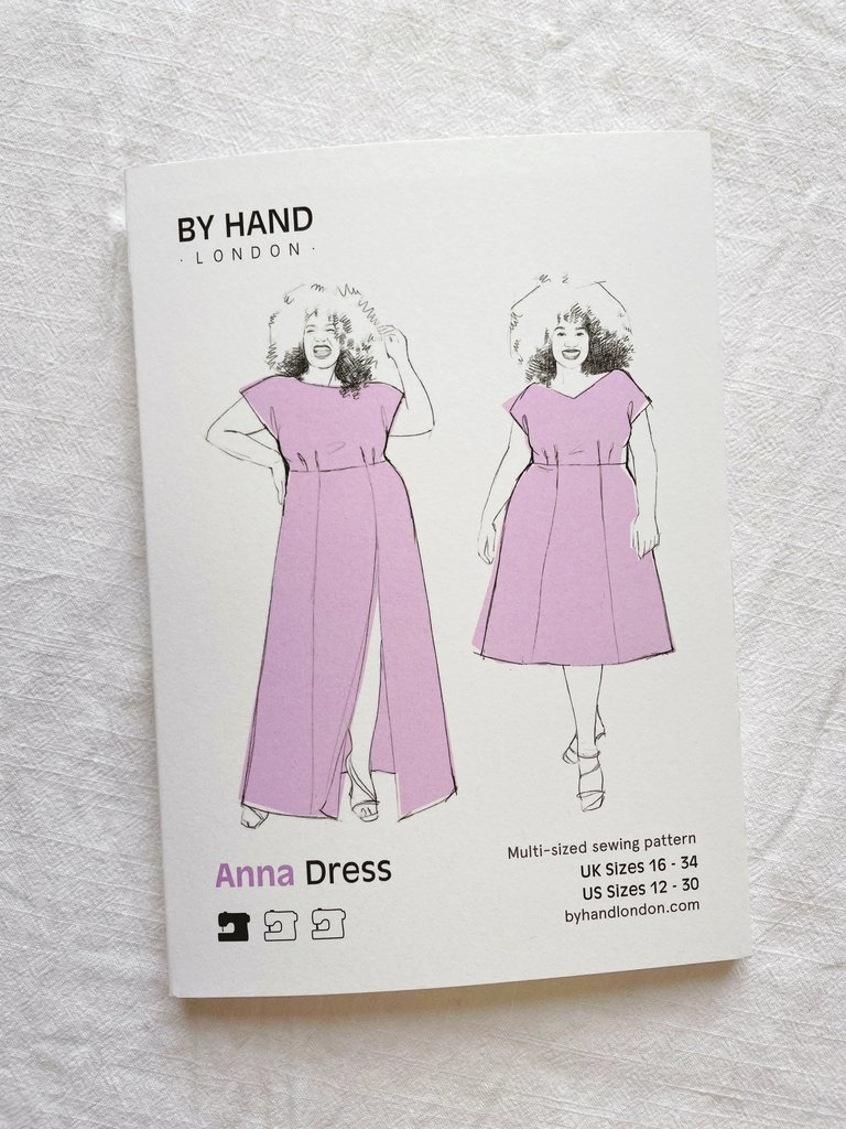 By Hand London Anna Size 12-30